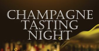 Champagne Tasting Night