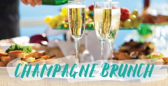 New Year's Day Champagne Brunch