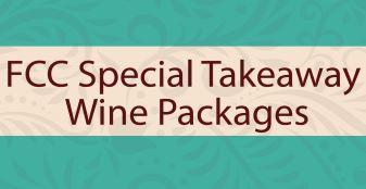 FCC Special Takeaway Wine Package
