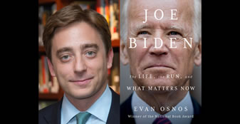 Club Online Zoom Breakfast Event: Book Talk – 'Joe Biden: The Life, the Run, and What Matters Now'