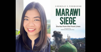 Club Online Zoom Event: Book Talk – 'Marawi Siege: Stories From the Front Lines'