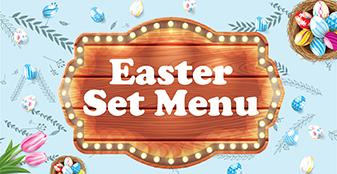 Easter Set Menu