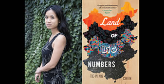 Club Online Zoom Breakfast Event - 'Land of Big Numbers': A Conversation With Te-Ping Chen