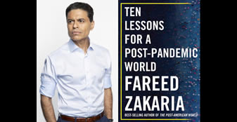 Club Online Zoom Breakfast Event - The Post-COVID World: A Conversation With Fareed Zakaria