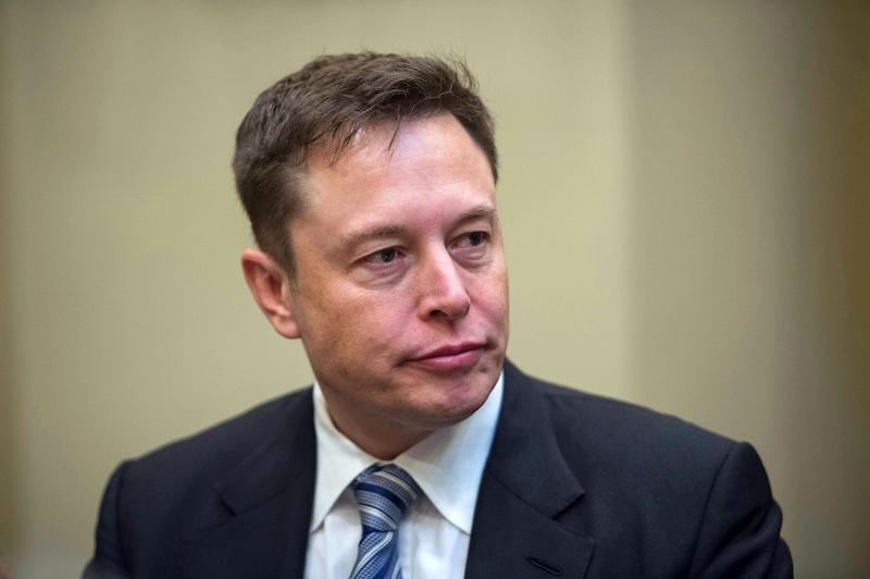 Tesla tycoon Elon Musk